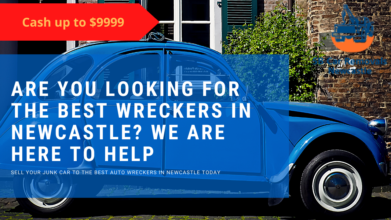 Are you looking for the best wreckers in Newcastle? We Are Here To Help