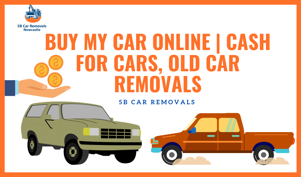 Buy My Car Online _ Cash For Cars, Old Car Removals