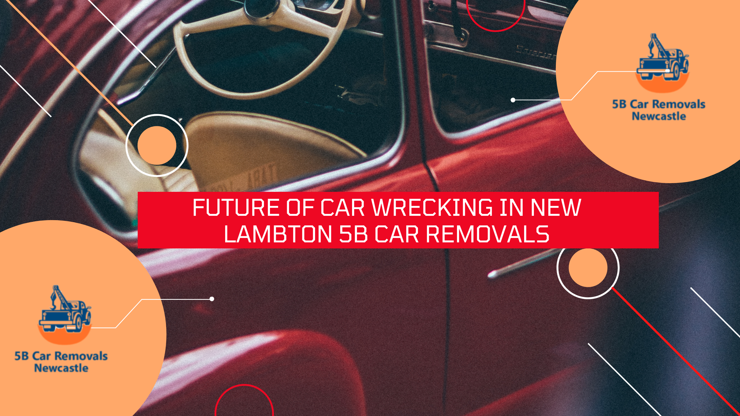 Future of car wrecking in New Lambton 5B car removals
