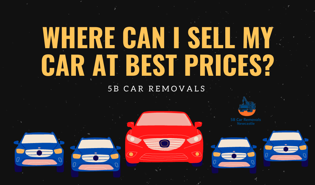 Where Can I Sell My Car At Best Prices?