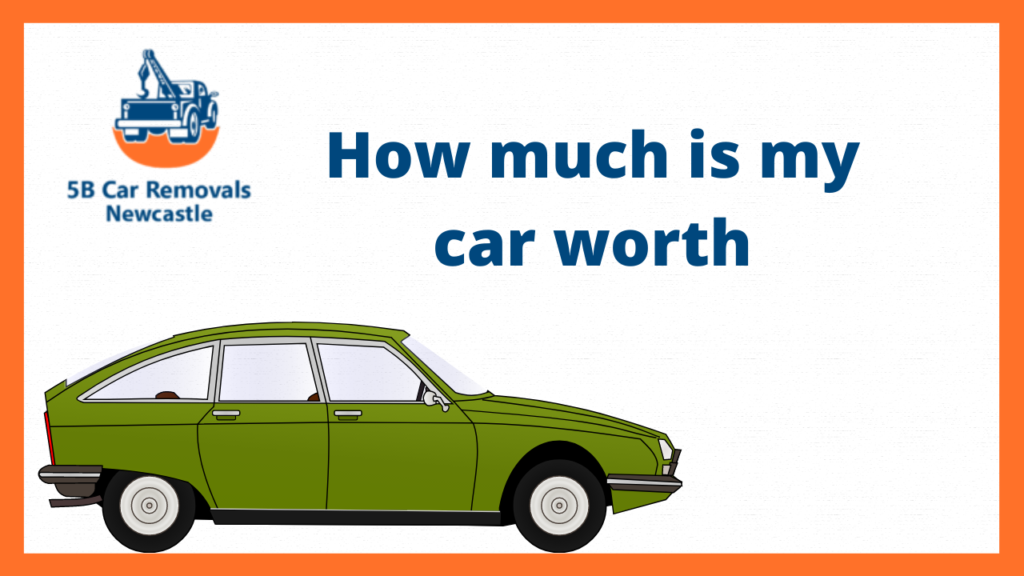How much is my car worth