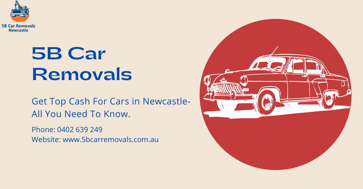 Top cash for cars in Newcastle